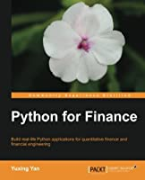 Python for Finance Front Cover