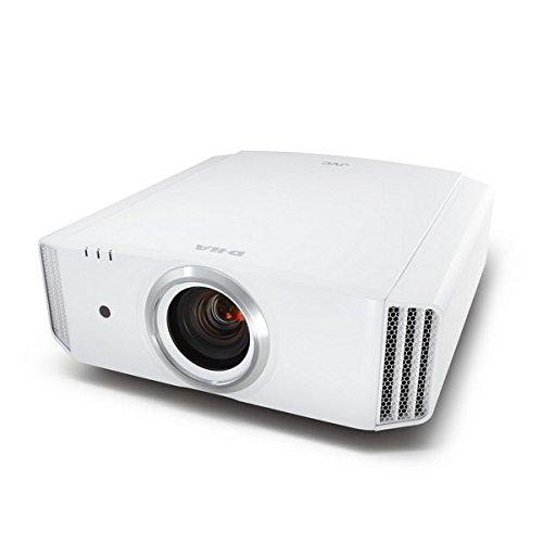 ビクター JVC 3Dホームシアタープロジェクター(ホワイト)D-ILA DLA-X35-W   B00GDVQXOM