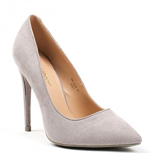 26 Of Pour King Grau Femme Shoes Escarpins YCgwaw14