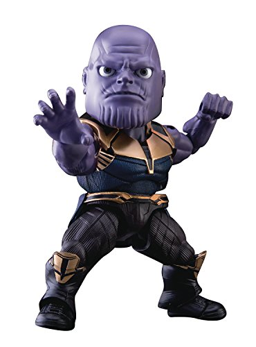 Beast Kingdom Avengers Infinity War: Egg Attack Action Eaa-059 Thanos Action Figure