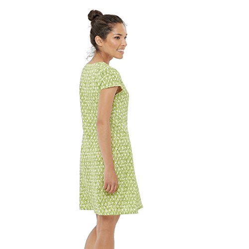 Surkana - Vestido - trapecio - para mujer Multicolor