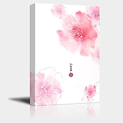 Watercolor Style Floral Pattern, Classic Design, Amazing Piece of Art