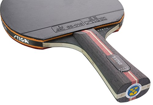 Buy Stiga 5 Star Fanatic Table Tennis Bat Bat Wooden Ping Pong Bat