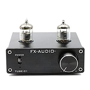 FX Audio TUBE-01 6J1 Tube Buffer HIFI Preamplifier - Incredible Value In A  Tube Buffer Preamp