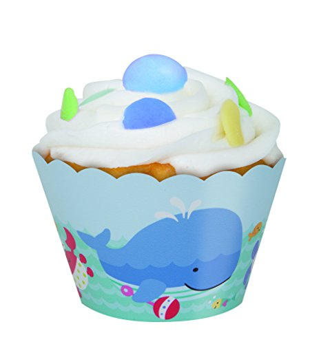 Under Sea Cupcake Wrappers 12ct