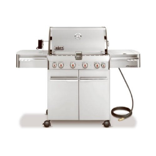 Weber 2840001 Summit Natural Stainless