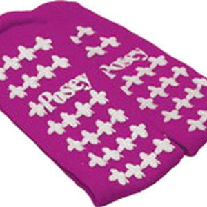 (Fall Management Socks, Standard, Purple)