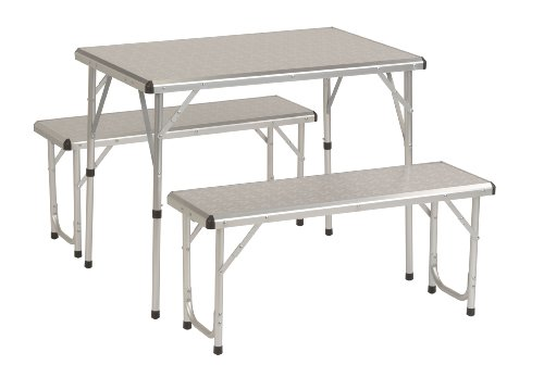 Coleman Pack-Away Picnic Table Set for 4