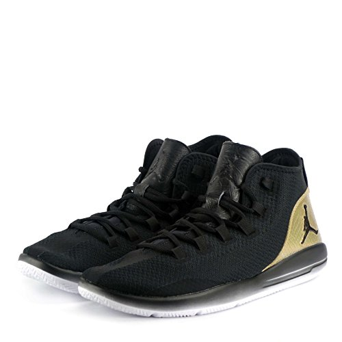 Nike Men's 866037-001 Fitness Shoes Black (Black / White-metallic Gold) n8MVW9P