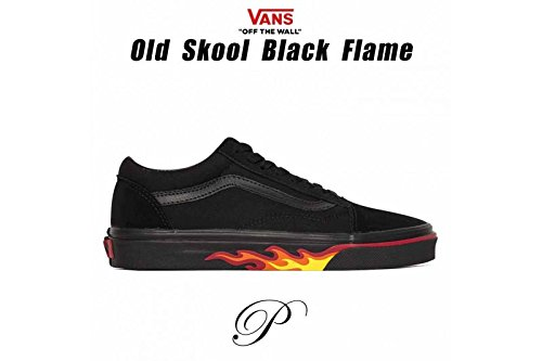 88e6bbe341 Galleon - Vans Old Skool Unisex Adults  Low-Top Trainers (7 Women 5.5 Men US