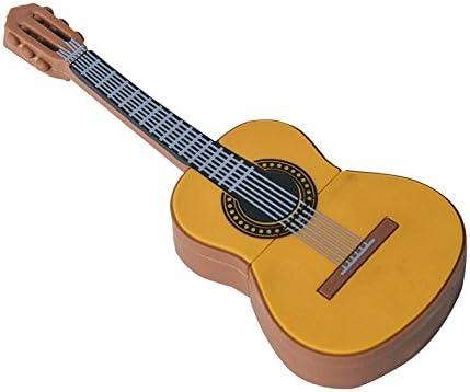 USB Pendrive Guitarra de 16 GB en Lata con Abre fácil: Amazon.es: Electrónica