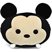 Disney Tsum 19 Mickey Mouse Round Bean Bag, Black