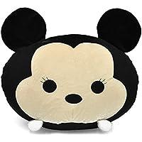 Disney Tsum 19 Mickey Mouse Round Bean Bag, Black