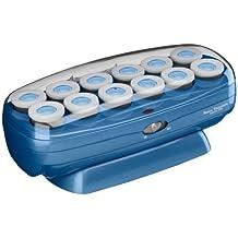 Conair Pro Nano Titanium Ceramic Hair Roller Set with 12 Velvety Flocked Jumbo Rollers