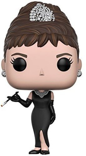 Funko Breakfast at Tiffany's Holly Pop Movies Figure ()