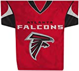 NFL Atlanta Falcons Jersey Banner (34-by-30-Inch/2-Sided)