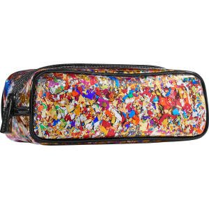 - SEPHORA COLLECTION Let's Disco Confetti Travel Bag, Limited Editon