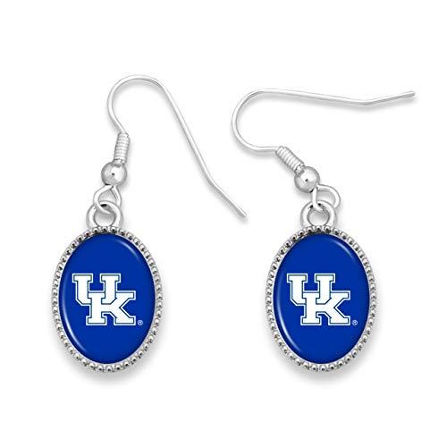 - College Team Kennedy Earrings (Kentucky Wildcats)