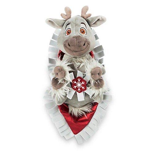 10 Small Disneys Babies Sven Plush with Blanket Frozen