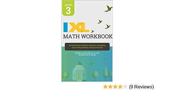 Amazon.com: IXL Math Workbook, Grade 3 eBook: IXL Learning: Kindle Store
