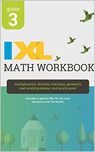 Amazon ixl math workbook grade 3 ebook ixl learning kindle store ixl math workbook grade 3 by learning ixl fandeluxe Choice Image