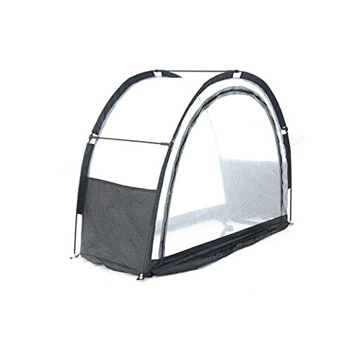 pinnacleT1 Small Greenhouse Frame and PU Cover - Plant Cover Kit within Frame and Zipper for Raised bed,Summer Shading,Insect Barrier by pinnacleT1