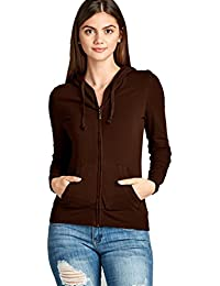Women's Comfy Versatile Warm Knitted Casual Zip-Up Hoodie Jackets In Colors