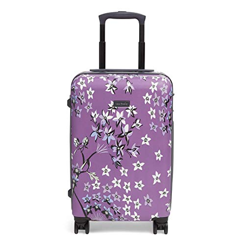 Vera Bradley Women s Hardside Small Spinner Rolling Suitcase