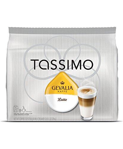 tassimo latte t discs - 3