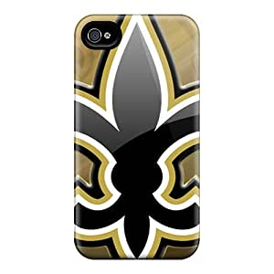 Fashionable Style Cases Covers Skin For Iphone 6 Plus- New Orleans Saints