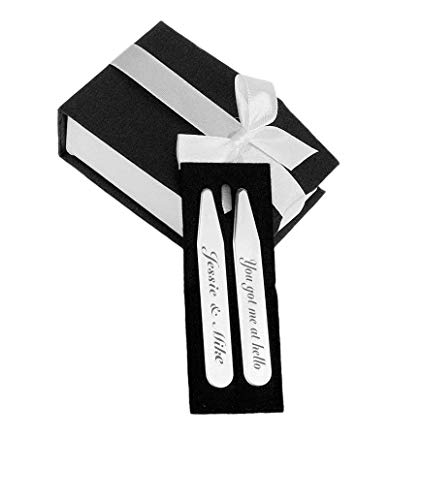 Personalized Stainless Steel Collar Stays Engraved Free