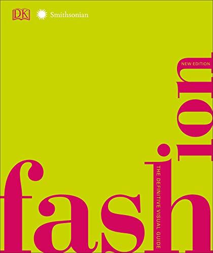 Book Cover: Fashion, New Edition: The Definitive Visual Guide