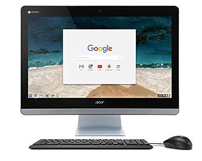 "Acer Chromebase AIO Touch Desktop, 23.8"" Full HD Touch, Intel Core i5-5200U, 8GB DDR3L, 32GB SSD, Chrome, CA24I-5T"