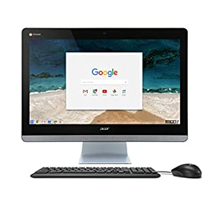 Acer Chromebase AIO Touch Desktop, 23.8″ Full HD Touch, Intel Core i5-5200U, 8GB DDR3L, 32GB SSD, Chrome, CA24I-5T