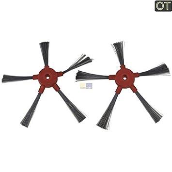cepillo para robot aspirador, 2 unidades 35601259 Candy Hoover: Amazon.es: Hogar