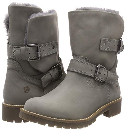 Femme Eden Gris 13 Apple Carla Of grey Rangers Boots X55wfAq