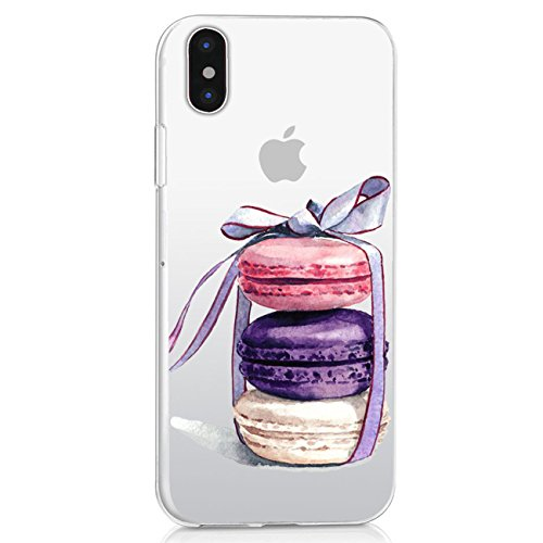 百思买 Case iPhone X TPU Soft Flower