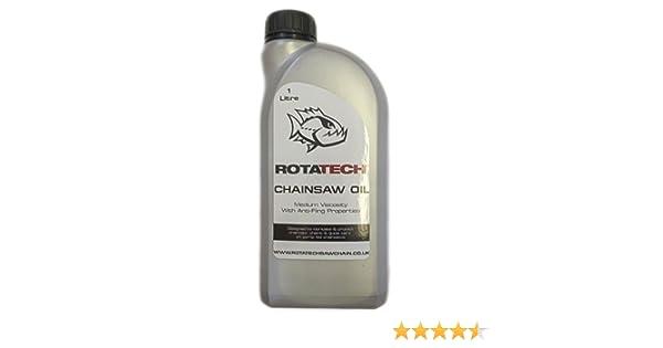 Auténtico Rotatech Biodegradable 1L para uso con Husqvarna ...