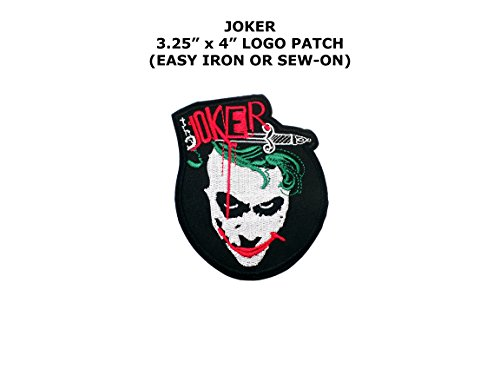 Superheroes DC Comics (Batman) Joker Why So Serious 3.95