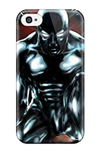 3515548K95740004 New Super Strong Silver Surfer Tpu Case Cover For iphone 5c by kobestar