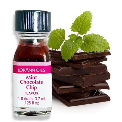 1 Dram Lorann-Mint Chocolate Chip Flavor: 1 -