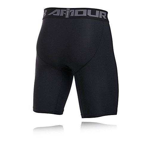 0 Armour Black Long ShortPantaloncinoUomo ArmourHeatgear Under 2 iuXPkZ