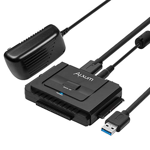 - Alxum USB 3.0 to IDE/SATA Converter for Universal 2.5