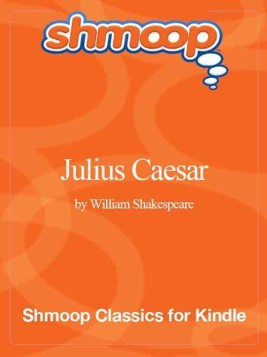 julius caesar shmoop