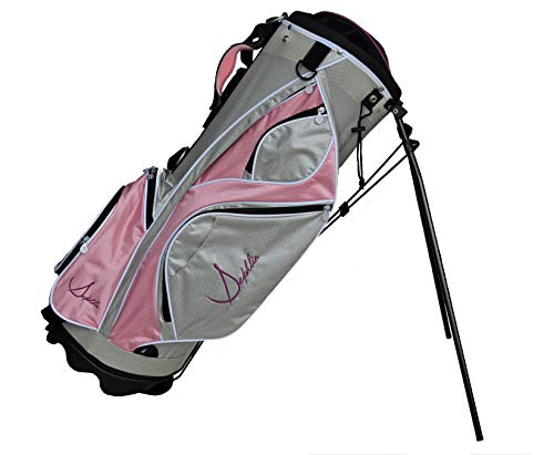 Sephlin - Ultra Lite Womens Golf Bag (Lite Pink - Golf Bags Stand Ladies