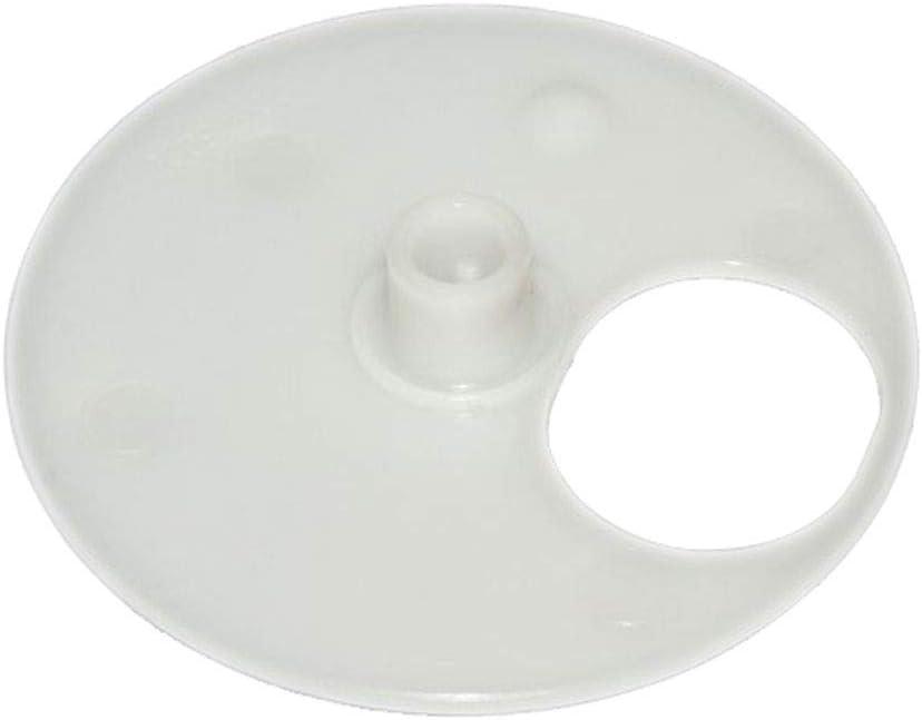 Whirlpool W10476221 Dishwasher Pump Diverter Disc Genuine Original Equipment Manufacturer (OEM) Part