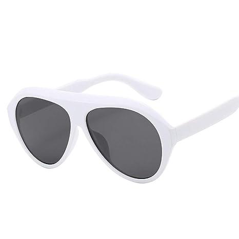Yangjing-hl Gafas de Sol de Moda Marca de Moda Gafas de Sol ...