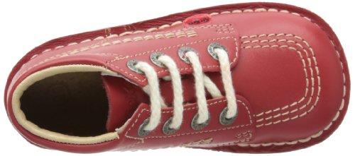 Kickers Core Classic - Botas, Niños Rojo (red)
