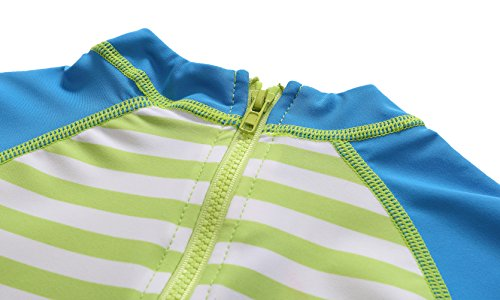 beautyin Baby Girls Boys Rash Guard Long Sleeve Swimming Costume