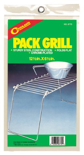 Coghlan's 8770 Pack Grill, Outdoor Stuffs